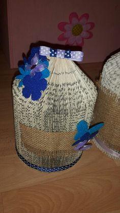 Book birdcages