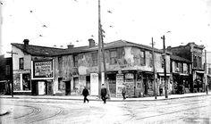 Corner of Richmond & York Streets 1916