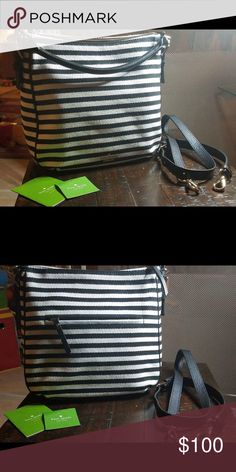 """EUC Kate spade small Ella Crossbody EUC carried once and still have tags. 10.3""""h x 10.5""""w x 3.7""""d kate spade Bags Crossbody Bags"""