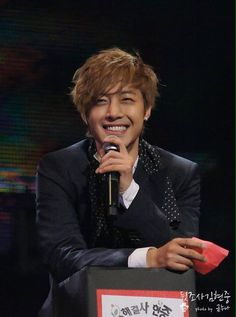 Kim Hyun Joong 김현중 ♡ grin ♡ happy ♡ Kpop ♡ Kdrama ♡