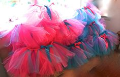 Bachelorette Party Pack   8 Full poofy tutus by TutuSister on Etsy, $160.00