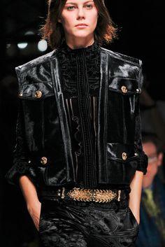 Balmain Fall 2012 Ready-to-Wear Accessories Photos - Vogue