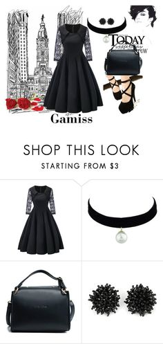 """GAMISS"" by dijana1786 ❤ liked on Polyvore featuring vintage"