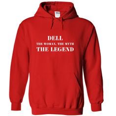 DELL, the woman, the myth, the legend