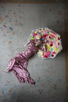 Pom Pom serenity #design #fashion #dresses #poms