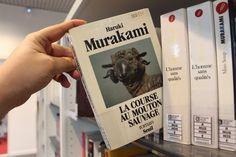 """30 jours / 30 livres : Jour 1 - Le meilleur livre que vous ayez lu l'an dernier. Pour Loredane c'est """"La course au mouton Sauvage"""" de Haruki Murakami #30daybookchallenge"""