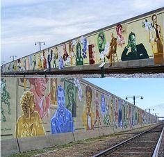 Cape Girardeau Wall of Fame, Cape Girardeau, Missouri