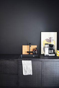Puustelli Miinus keittiö kök kitchen