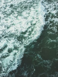 life comes crashing toward you, mercilessly drowning you