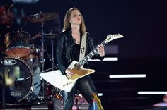 Meet the queen of rock: 6 Things You Probably Don't Know About Lzzy Hale of Halestorm