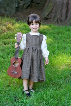 With sincerest apologies to my hypothetical future daughter, who I will probably embarrass at least once vis-a-vis a Li'l Maria Von Trapp Halloween costume.