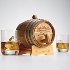 Bootleg Whiskey Barrel Kit  $99.95
