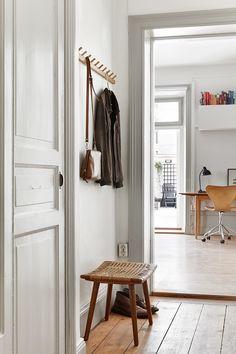 Jednopokojová krása ve stockholmské čtvrti Vasastan o výměře 29m² v ceně 8 milionů korun | Living | bydlení | WORN magazine