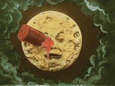 Le Voyage Dans La Lune (1902): its importance rests on the duality of its color and black-and-white prints, unusual for the early 1900s; one of the most memorable pictures from French film, it is still recognizable to film fanatics across the world