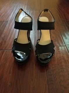 Heels Women's Shoes Size 6 Adrienne Vittadini Tweed Oxford Pumps