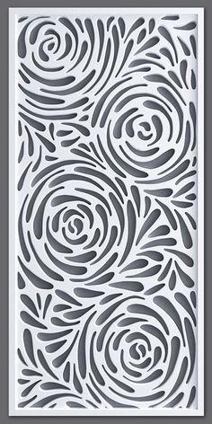Stencil Patterns, Stencil Designs, Jalli Design, 3d Laser Printer, Stencils, Cnc Cutting Design, Laser Cut Panels, Room Partition Designs, Creation Art