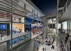 Newseum - Ennead Architects
