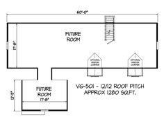 VG-501 2nd floor / bonus area