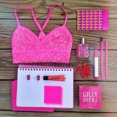 Pretty Lace Bralette   GillyHicks.com