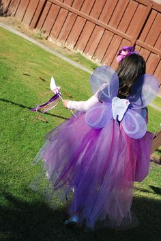 Homemade Halloween Costumes Featuring: The Tooth Fairy!