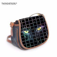 42.74$  Buy here - TWOHEARTSGIRL Animal Eyes Fashion Leather Messenger Bag Famous Women Shoulder Bag Envelope Female Clutch Bag Small Crossbody bag  #shopstyle
