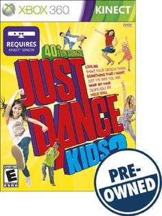 Just Dance Kids 2 — PRE-Owned - Xbox 360