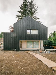 Wallace Street House — Campos Studio
