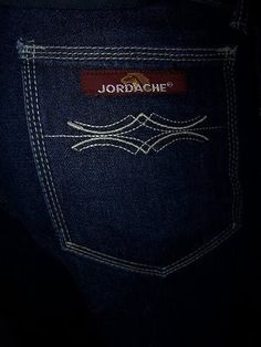 Jordache jeans from the 80's.  We all had to have these and we tight rolled them at the bottom! stephsanders70