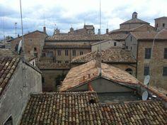 Osimo, centro cittadino #osimo #ancona #marche http://www.avvocatogianlucamengoni.it/