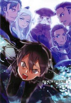 [川原 砾][Sword Art Online][18][Alicization Lasting]... Kirito
