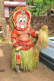 Image result for theyyam