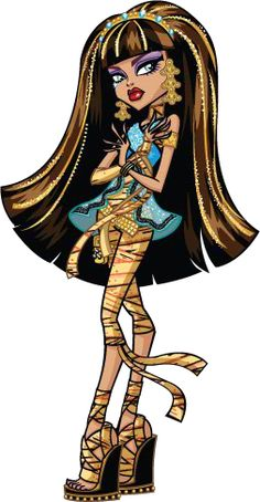 Cleo de Nile. Basic
