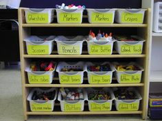 Good idea for organizing in the classroom! Hopefully next year I will be way more organized!!