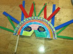 Mardi Gras Face masks from paper plates Paper Plate Masks, Paper Mask, Paper Plates, Mardi Gras, Art For Kids, Art Projects, Brazil, Face Masks, Teacher
