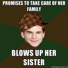 This is one of the reasons I hate Gale, and I think he should of gotten bombed
