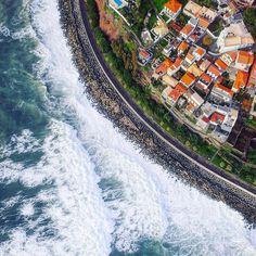 Остров Жардин-ду-Мар, Португалия. Автор фото: @valeridex. Другие пейзажи наших подписчиков можно увидеть по тегу #natgeoru.