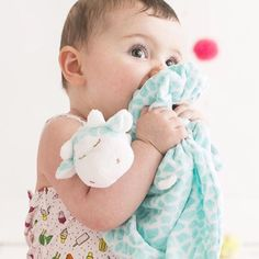 Sweet friends for your baby to snuggle with