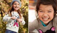 H Winter 2013 Kids Clothing for Girls Size 18m-8y