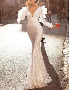 Elegant Maxi Dress, Unique Prom Dresses, Formal Evening Dresses, Beautiful Dresses, Wedding Dresses, Mermaid Dresses, Special Occasion Dresses, Dresses Online, Floor