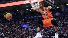 Russell Westbrook - Oklahoma City Thunder