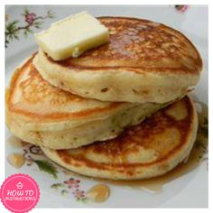 makes 12 pancakes 1 1/2 cups all-purpose flour 3 1/2 teaspoons baking powder 1 teaspoon salt 1 tablespoon white sugar 3 tablespoons butter, melted 1 egg 1 1/4 cups milk cooking spray Directions 1.Sift together flour, baking powder, salt, and sugar in a large bowl. 2.Whisk in melted butter, egg, and milk until combined. Let batter rest for 5 minutes. 3.Preheat a large skillet over medium-high heat. Spray with cooking spray. Pour batter into the hot skillet, about 1/4 cup of...