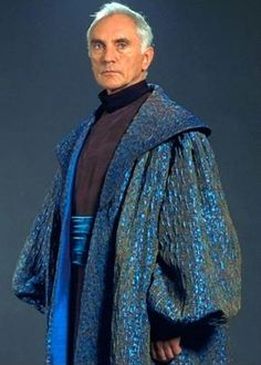 "Finis Valorum  - The final legitimate Supreme Chancellor of the Galactic Republic, he was ousted from office in The Phantom Menace, allowing Palpatine to rise to power. Finis Valorum is Late Latin for ""the end of worthy deeds"", referring to the fact that he was the last true Supreme Chancellor."