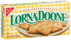 Lorna Doone Shortbread | 18 Treats You Might Not Know Are Dairy-Free