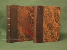 "Album fotografici In 1/2 pelle di capra ""Ziege Antik"" di "" Feinleder Hoffmann - Stuttgart"" e carta marmorizzata.  #legatoria #legatoriaviali #viterbo #rilegature #bookbinding #bookbinder #rilegatura #artesan #artigianato #artigiano #italie #italia #libri #books #artigianatoartistico #rilegatore #orvieto #roma #tusciaviterbese #tuscia #fotografia #reliure #albumfotografico #foto"