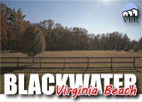 Blackwater Virginia Beach - it's not the beach :)