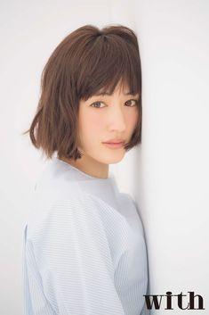 [フォトギャラリー]綾瀬はるかが表紙に!「with3月号」より (2/7)