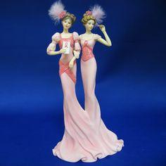 Thomas Kinkade Lady Figurines | ... the World Brighter FigurineThomas Kinkade - Everyday Brings Hope