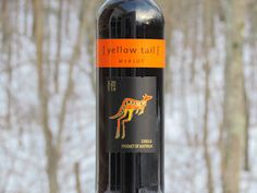 Yellow Tail Merlot - My favorite of the Yellow Tail wines I've reviewed so far. http://www.honestwinereviews.com/2015/02/yellow-tail-merlot.html