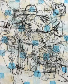 ArtFloor - Galerie d'Art Contemporain - Moderne   BARNIER   Peinture