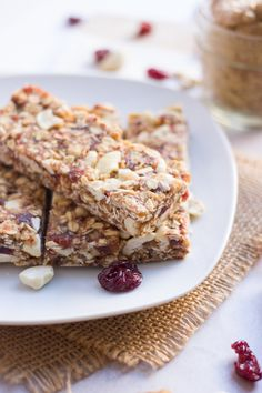 bars cherry vanilla no bake protein cherry vanilla chewy bars cherry ...